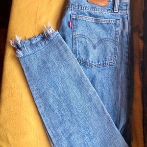 Levi's Jeans - Levi's High Waisted Wedgie Jeans